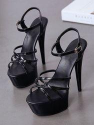 Milanoo Chaussures s Sexy Sandales à talons hauts et plateforme - milanoo.com - Modalova