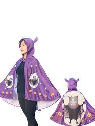 Milanoo Accessoires de costume d'halloween cape cape polyester motif d'impression de monstre cape de costume - milanoo.com - Modalova