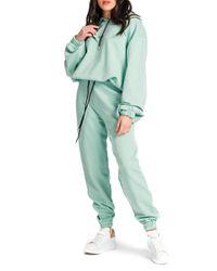 Milky - completo tuta felpa cappuccio e pantalone - Shiki - Modalova
