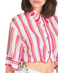 Santorini - camicia stampata - Shiki - Modalova
