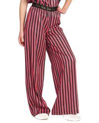 Marzia - pantalone con elastico in vita - Shiki - Modalova