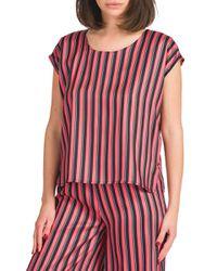 Marzia - blusa giromanica con spalla larga - Shiki - Modalova