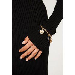 Bracelet à médailles - CLAUDIE PIERLOT - Modalova