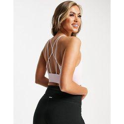 Adidas - Brassière de yoga avec lanières au dos pour activités à impact léger - adidas performance - Modalova