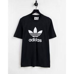 Adicolor - T-shirt à grand logo - adidas Originals - Modalova