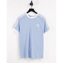 Adicolor - T-shirt à trois bandes - clair - adidas Originals - Modalova