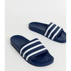 Adilette - Claquettes- Bleu - adidas Originals - Modalova