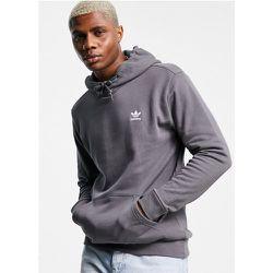 Essentials - Hoodie à petit logo - foncé chiné - adidas Originals - Modalova