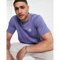 Essentials - T-shirt - Violet foncé - adidas Originals - Modalova