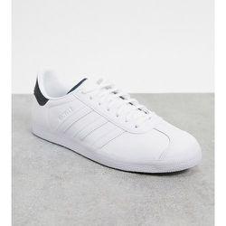 Gazelle - Baskets - Cuir blanc - adidas Originals - Modalova