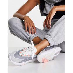 Ozelia - Baskets - pâle avec détails roses - adidas Originals - Modalova
