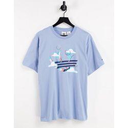 Summer - T-shirt à motif trèfle - pâle - adidas Originals - Modalova