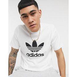 T-shirt avec logo trèfle - adidas Originals - Modalova