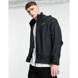 Adidas - Terrex Multi RAIN.RDY Primegreen - Veste à double épaisseur et capuche - adidas performance - Modalova