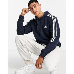 Adidas Training - Hoodie à trois bandes - Noir - adidas performance - Modalova
