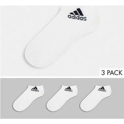 Adidas Training - Lot de 3 paires de socquettes - adidas performance - Modalova