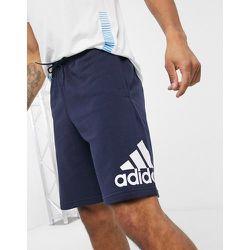 Adidas Training - Short à logo - Bleu - adidas performance - Modalova
