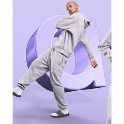 ASOS - Dark Future - Jogger décontracté à logo - Lilas délavé - ASOS Dark Future - Modalova