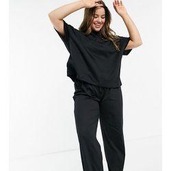 ASOS DESIGN Curve - Mix & Match - Pantalon de pyjama droit en jersey - ASOS Curve - Modalova