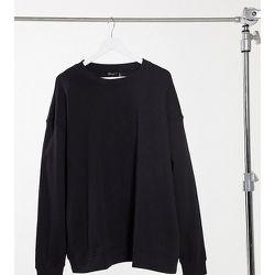 ASOS DESIGN Curve - Sweat-shirt oversize en coton biologique - ASOS Curve - Modalova