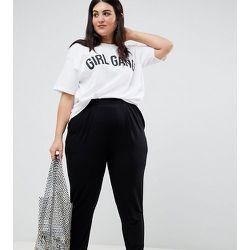 ASOS DESIGN Curve - Ultimate - Pantalon à pinces en jersey - ASOS Curve - Modalova