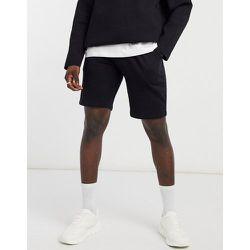 Short en jersey plissé - ASOS DESIGN - Modalova