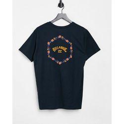 Acces Back - T-shirt - Bleu - Billabong - Modalova