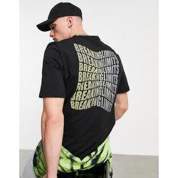 Bolongaro Trevor - Sport - T-shirt oversize à inscription Breaking - Bolongaro Trevor Sport - Modalova