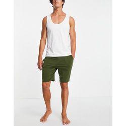 CK One - Short de pyjama - Vert - Calvin Klein - Modalova