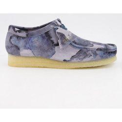 Wallabee - Chaussures à motif camouflage - Clarks Originals - Modalova