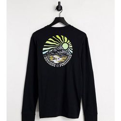 Balmore - T-shirt à manches longues - - Exclusivité ASOS - Element - Modalova