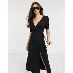 Exclusivité ASOS - - Robe de plage cache-cœur - Fashion Union - Modalova