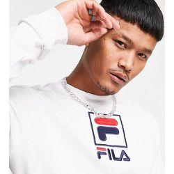 Exclusivité ASOS - - Sweat-shirt avec grand logo encadré - Fila - Modalova