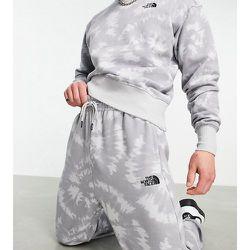 Exclusivité ASOS - - Essential - Jogger oversize - Tie-dye - The North Face - Modalova