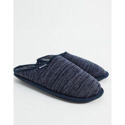 Chaussons style mules - Bleu - Greentreat - Modalova