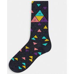 Chaussettes à motif triple triangle - HUF - Modalova