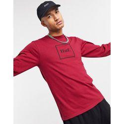 Essentials Domestic - T-shirt à manches longues - HUF - Modalova