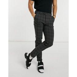 Intelligence - Pantalon à carreaux habillé - jack & jones - Modalova