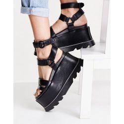 Sandales à plateforme - Lamoda - Modalova