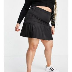 Lola May Plus - Mini-jupe plissée - Lola May Curve - Modalova