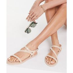 Sandales en plastique souple à brides - London Rebel - Modalova