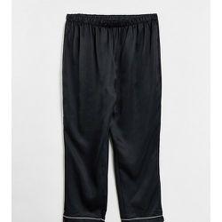 Maternity - Mix and Match - Pantalon de pyjama en satin - Loungeable - Modalova