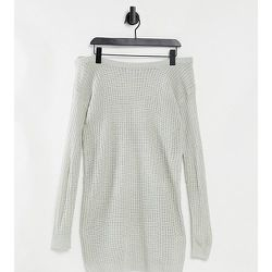 Robe pull à épaules dénudées - Missguided Petite - Modalova