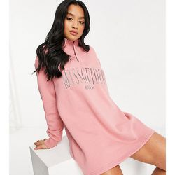 Robe pull style rugby - Missguided Petite - Modalova
