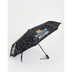 Parapluie à motif ours DJ - Moschino - Modalova