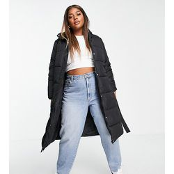 New Look Curve - Doudoune avec ceinture - New Look Plus - Modalova