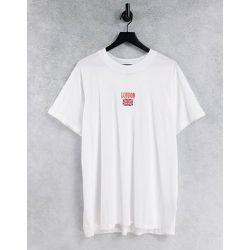 T-shirt à imprimé London - Night Addict - Modalova
