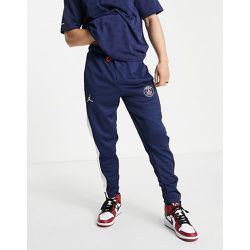 Paris Saint-Germain x Jordan - Jogger à empiècements - Bleu - Nike Football - Modalova