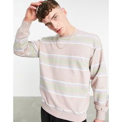 Jones - Sweat-shirt à rayures - Obey - Modalova
