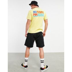 Obey - No Apathy - T-shirt - Jaune - Obey - Modalova